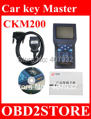 Newly original Car Key Master Handset CKM200 with Unlimited Tokens(China (Mainland))