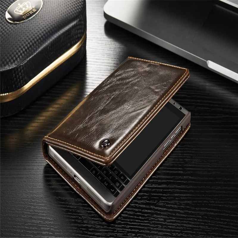 Caseme Luxury Retro Genuine Leather Wallet Case for blackberry Passport 2 Magnetic Auto Flip Original Phone Cases Accessories(China (Mainland))