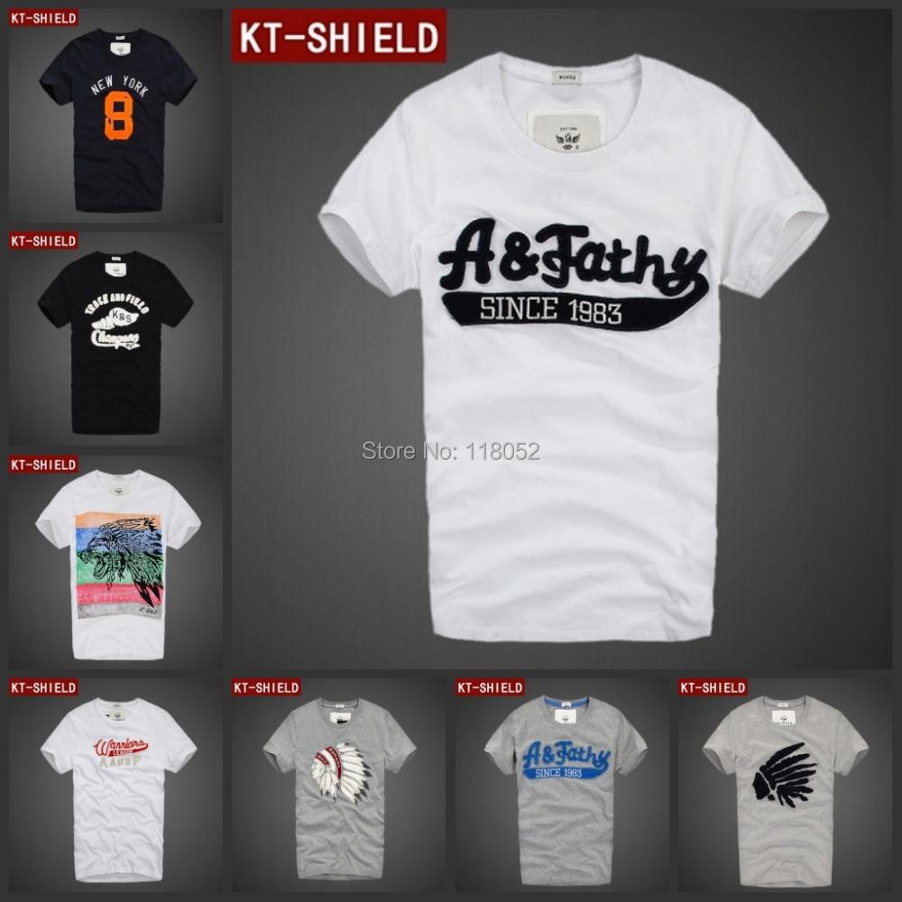 Мужская футболка T-shirt AF Anjoy FiTch & 100% T  футболка мужская others t201107 af af