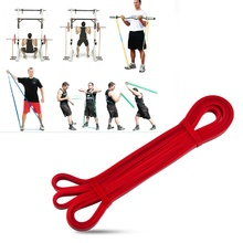 2015 Resistance Bands Exercise Power Loop Crossfit Weight Training Fitness Exercise Free Shipping