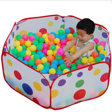 Baby Toys Tent Game Ball Pits Pool Foldable Children Ball Pool Outdoor Fun Sports Educational Toy Play Mats(China (Mainland))