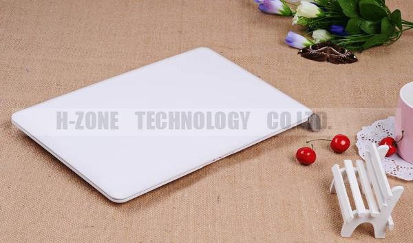 Brand New Cheap 13.3 inch Ultra slim notebook computer 4G RAM & 320G HDD Win 7 Dual core 1.86ghz Webcam ultrabook laptop A133(Hong Kong)