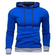 New Brand Sweatshirt Men Hoodies Fashion Solid Fleece Hoodie Mens Sports Suit Pullover Men's Tracksuits Moleton Masculino(China (Mainland))