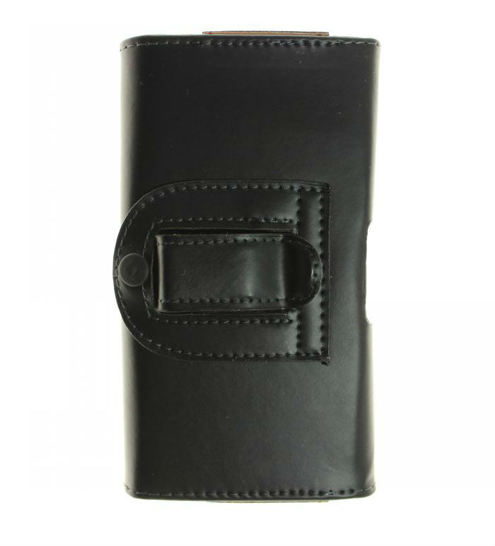 New Smooth pattern/Lichee Pattern PU Leather Phone Belt Clip For Cubot T9 Cell Phone Accessories Pouch Bags Cases