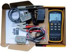 EUCOL U822C (100 k Hz) Handheld Digital LCR Meter Tester with USB Communication(China (Mainland))