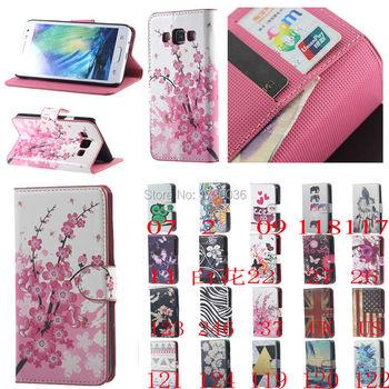 Etui portfel do Huawei Ascend Y5/Y560 Y 560 skóra PU różne wzory