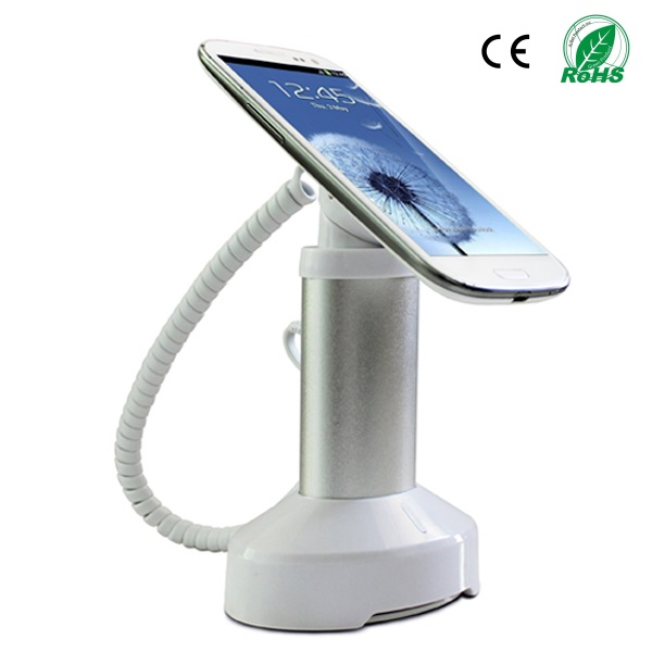 mobile display retail security solutions holder with alarm(China (Mainland))