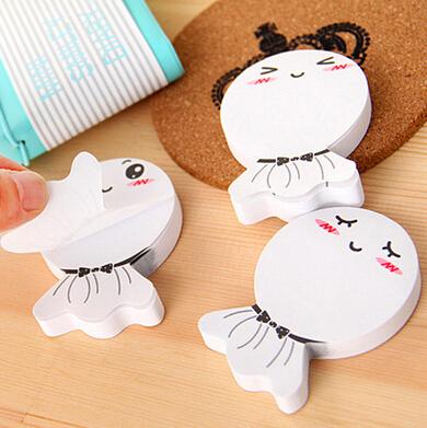 Cute Cartoon Doll Pattern MINI Message Memo Pads Kawaii Notepads 6.5*5cm 70 Sheets Students Office Supplies 10pcs/lot Gift<br><br>Aliexpress