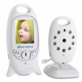 2 0 inch baby monitor 2 way talk IR Night vision 8 Lullabies Temperature monitoring VOX