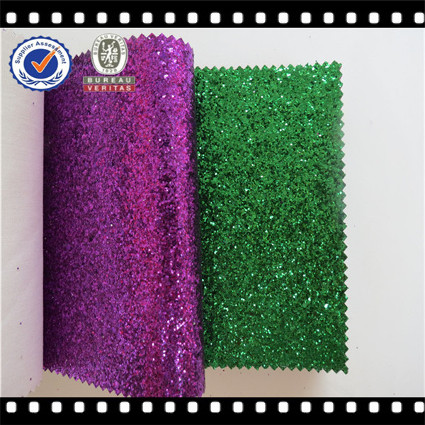 30 Yard Zhejiang Yiwu Cheap Wallpaper Best seller United Kingdom Salon Decoration PU Glitter Wallpaper(China (Mainland))