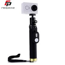 Original Xiaoyi YI Alluminum Alloy Self-Timer Monopod Selfie Stick + Bluetooth Remote Controller For Xiaoyi Yi Action Camera