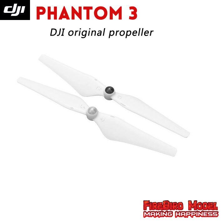 100% Original DJI Phantom 3 Professional Advanced Standard Self-tightening Propellers 9450 blade blades(China (Mainland))