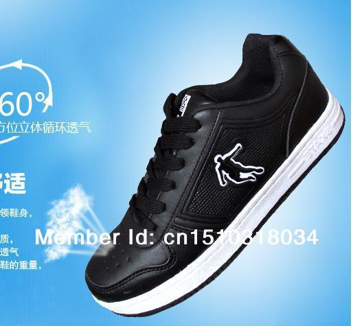 Autumn winter new style quality goods name brand Sports Shoes man shoes to lie fallow board shoes Wear running shoes 0100(China (Mainland))