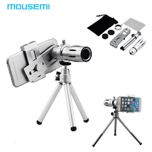 Buy Universal 12X Zoom Camera Telephoto Lens Phone Telescope Mount Tripod iPhone 5s 6 Samsung Galaxy S4 S5 Lenovo Lenses for $19.75 in AliExpress store