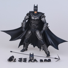 16CM SHF In Justice The Dark Knight Movie Batman Superhero action figure Toy Collection superhero figures With Original Box