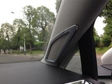 Buy Car Sticker Chromed Inner Horn speaker Cover Trim volkswagen vw Golf 7 2014 2015, auto accessories for $9.49 in AliExpress store