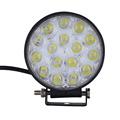 48W 16 x 3W 4800 LM 12 24V IP65 Car LED Light Bar as LED Work