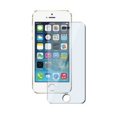 For iPhone 5 5S 5C Explosion – Proof Premium Tempered Glass Film Screen Protector Free Shipping