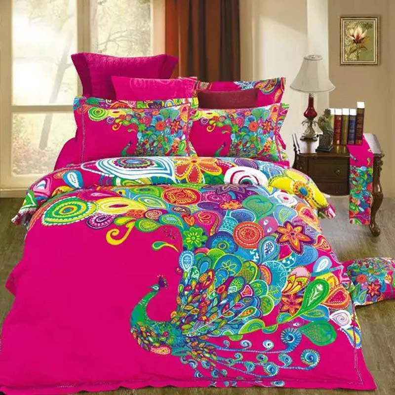 Neon Colored Bed Sheets
