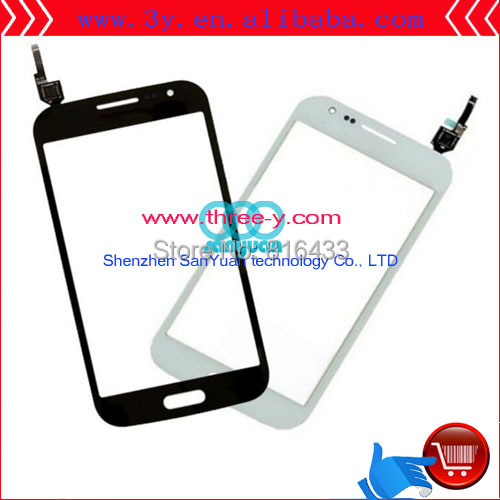 Digitizer Touch Screen For Samsung Galaxy i8552 8552 lcd display front glass replacement