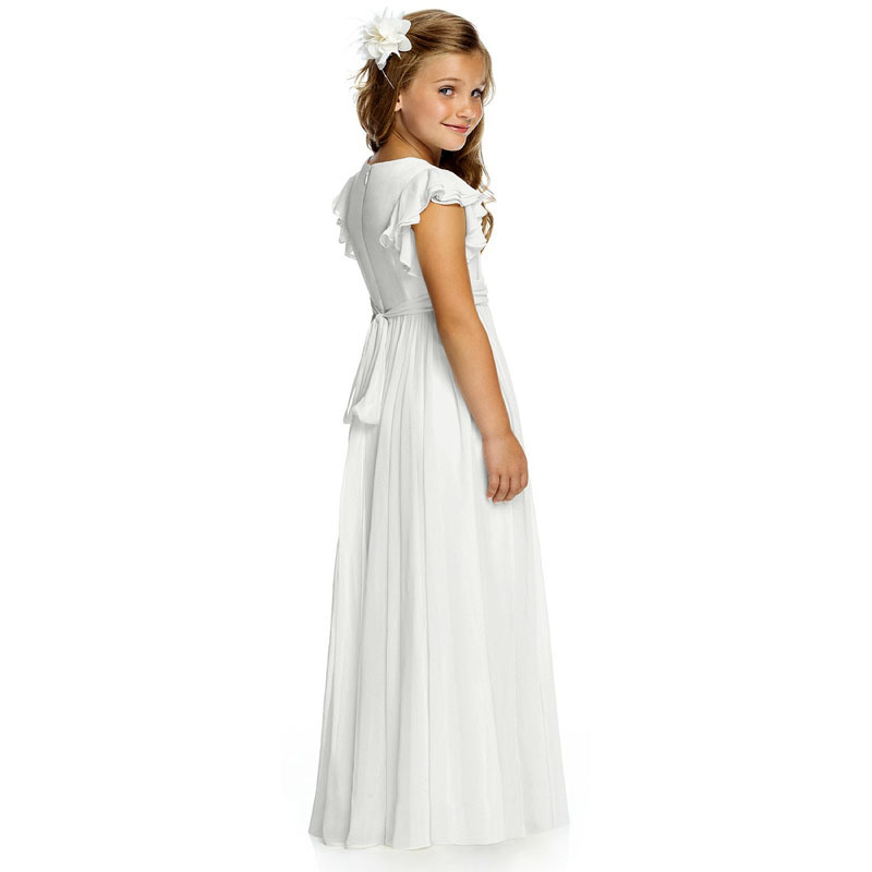 Pics for party dresses for 10 year olds for 10 year old dresses for weddings