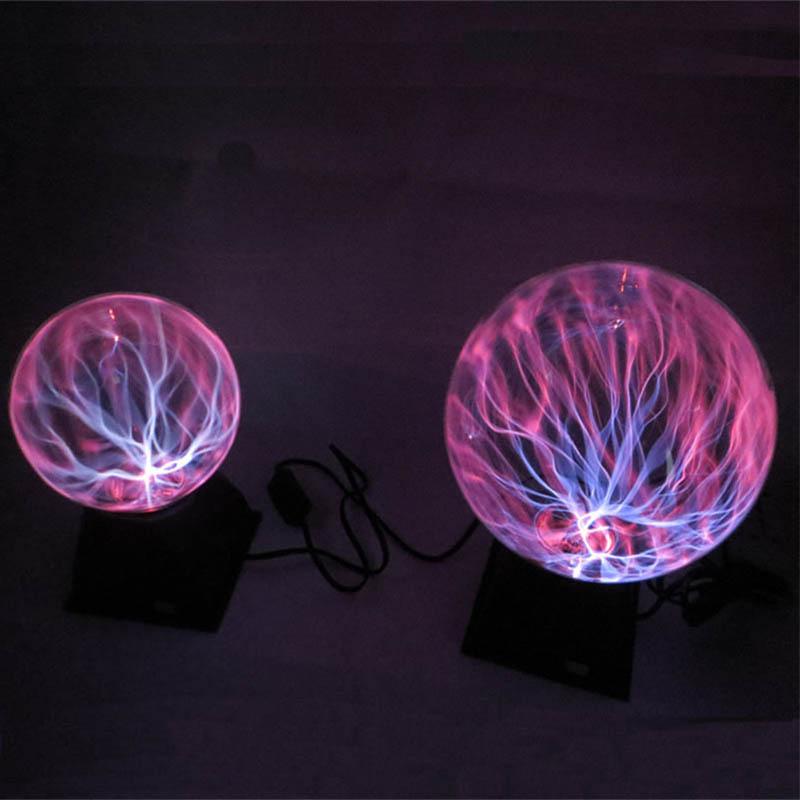 large electric plasma nebula ball - photo #5