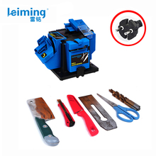 96W Electric Knife Sharpener Multifunction Sharpener Working for Knives Scissors Planer Iron Drills Household Grinding Tool(China (Mainland))