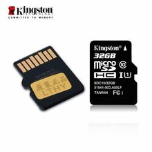 Original Kingston Class 10 Memory Card 64GB 32GB 16GB 8GB TF/ Micro SD Card 100% Genuine(China (Mainland))