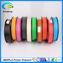 Hot sale CE Certificate abs filament  1.75mm filament for 3d printer extruder in china
