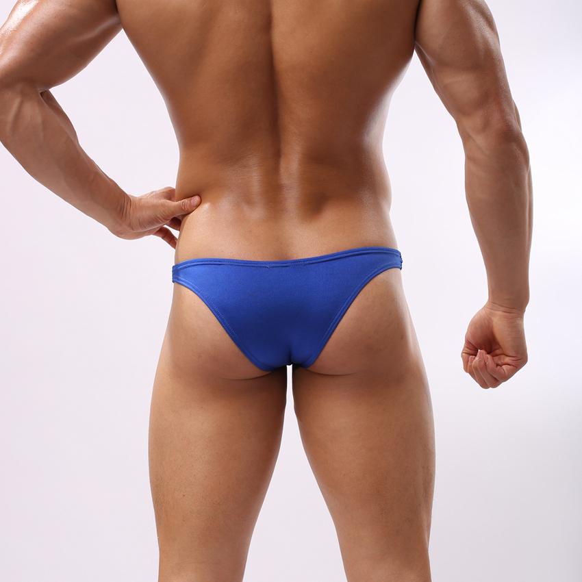 Calzoncillos Slip Brand underwear men s briefs comfortable Smooth bikini male shorts sheer men underwear