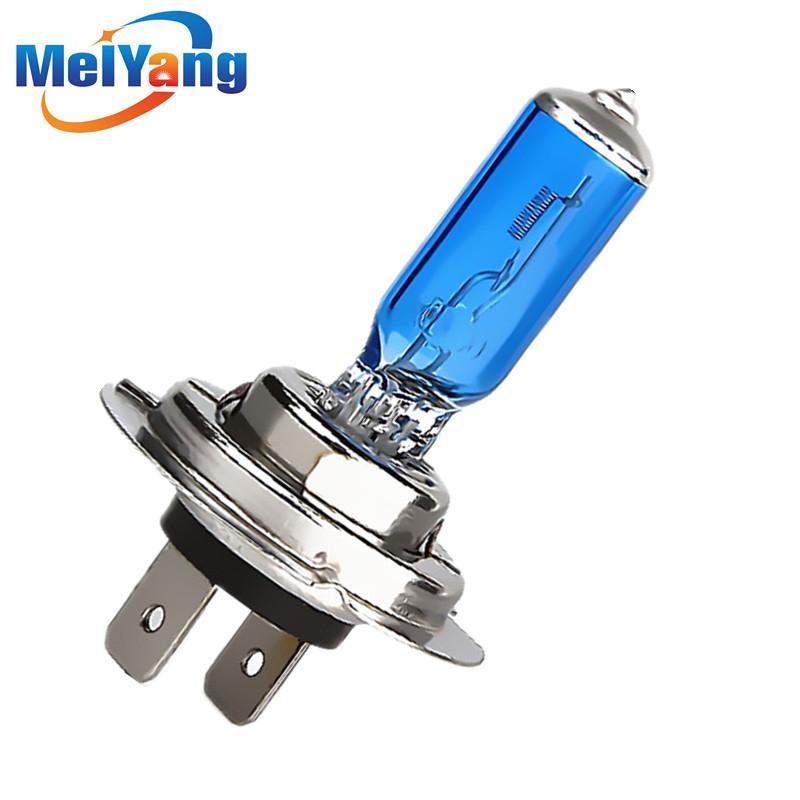 H7 100W 12V Super Bright White Fog Lights Halogen Bulb High Power Car Headlights Lamp Car Light Source parking auto(China (Mainland))