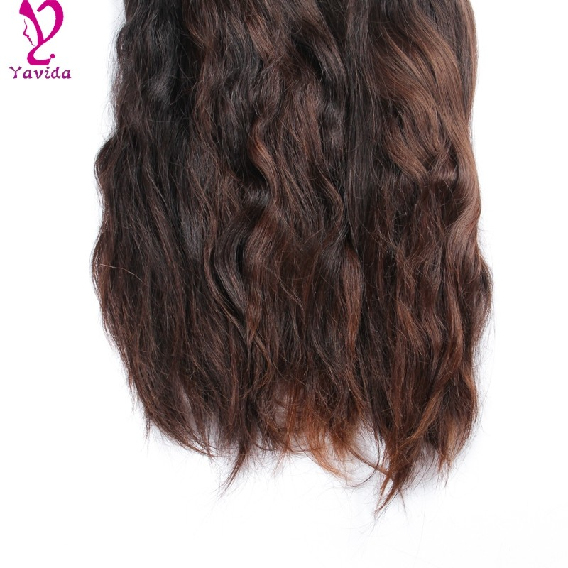 8A 1kg Malaysia virgin hair bulk human hair wholesale natural brown 4# color remy cheap human hair 100 bulk human hair