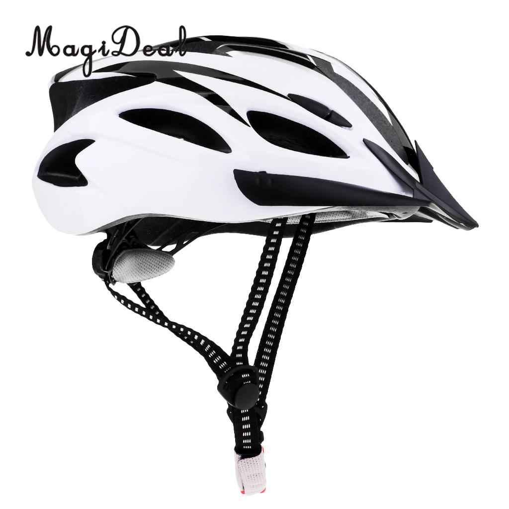 Adult Skate BMX Scooter Skateboard Bike Bicycle Safety Helmet for Men Women Outdoor Sports Head Protector