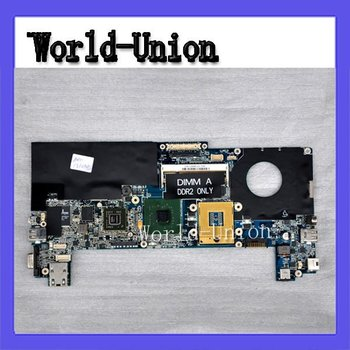 R055P Nvidia Motherboard For Dell XPS M1210 laptop,100% working