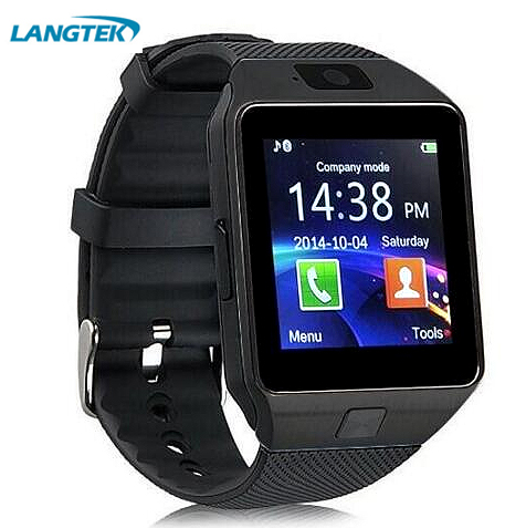 Bluetooth Smart Watch G1 pk a1 dz9q18 With Camera facebook Sync SMS MP3 Support Sim TF Card For Huawei Android Phone Clock(China (Mainland))