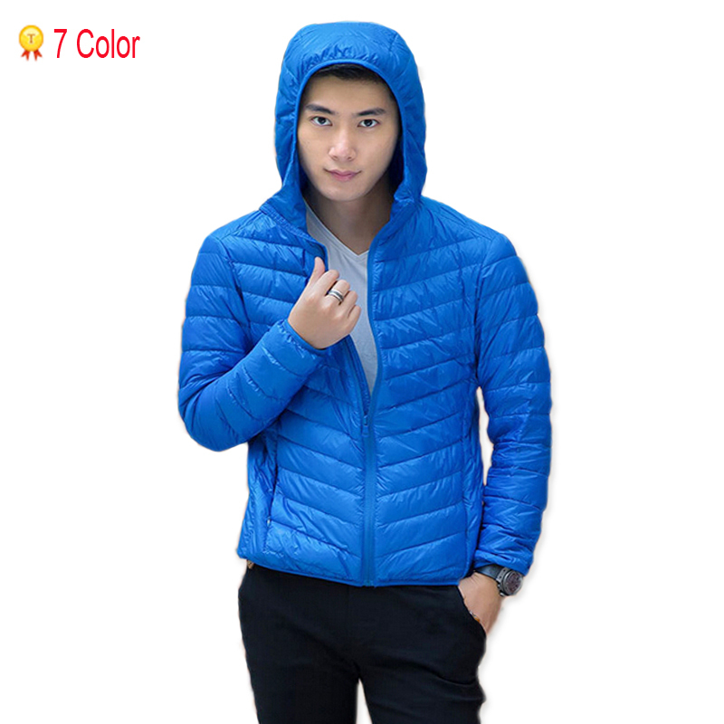 Free Shipping NEW 2015 Winter Men s Clothes Brand Down Jackets Men Solid Outdoor Casual And