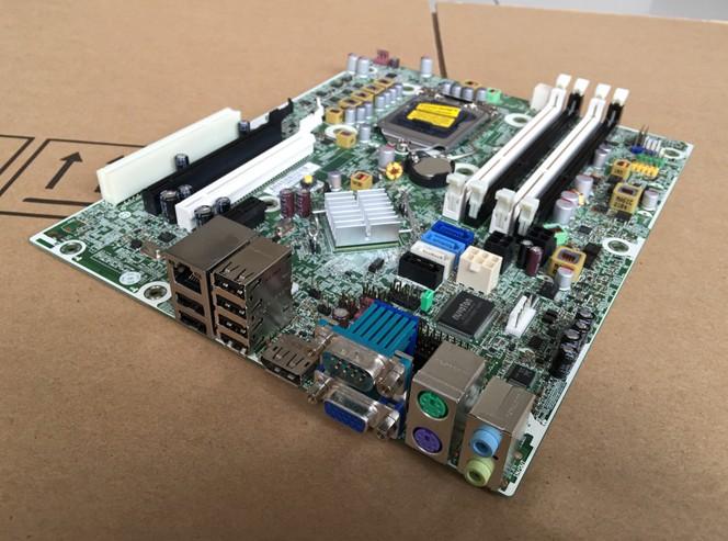 Фотография original board for   8200 8280 Q67 LGA 1155 DDR3 Desktop Motherboard 611834-001 611793-001 611793-002 611793-003 Free shipping