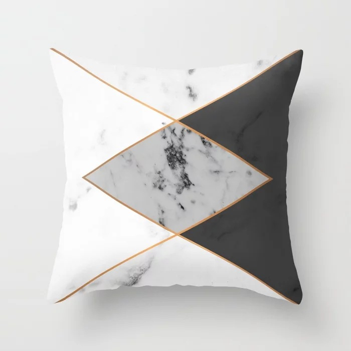 geometric-marble-copper-pillow