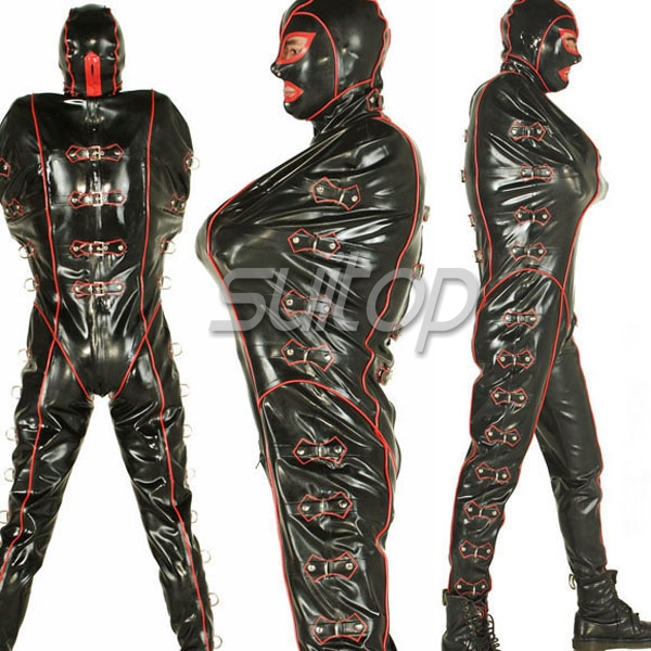 popular latex catsuit hood buy cheap latex catsuit hood lots from china latex catsuit hood. Black Bedroom Furniture Sets. Home Design Ideas