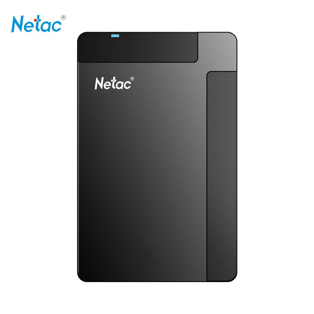 Netac K218 USB 3.0 External Hard Drive 500GB 1TB HDD Externo Disco HD Disk Storage Devices External Hard Drive 1tb HDD(China (Mainland))