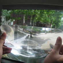 Wide Angle Fresnel Lens Car Parking Reversing Sticker Useful Enlarge View Angle fresenl lens(China (Mainland))