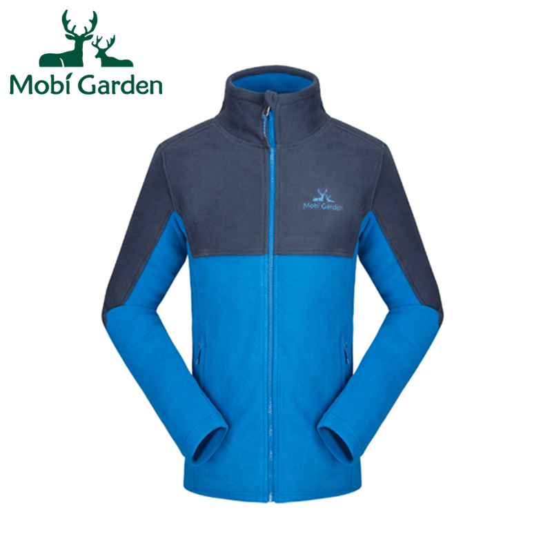 Mobi Garden Fashion Outdoor Hiking Camping Windstopper Coldproof Anti-pilling Autumn Fleece Jackets For Men ZMB1311017 MWK096<br><br>Aliexpress