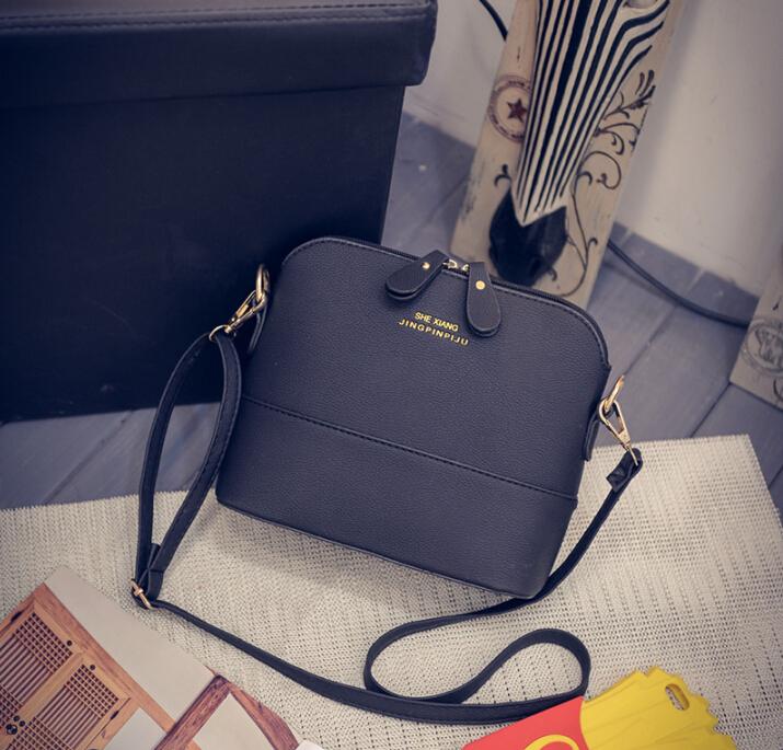 5abab7fed475 Crossbody Bag Women Messenger Bags Leather Lady Bag Ladies Shoulder Bags  Feminine Free Shipping – Smarter Shopping
