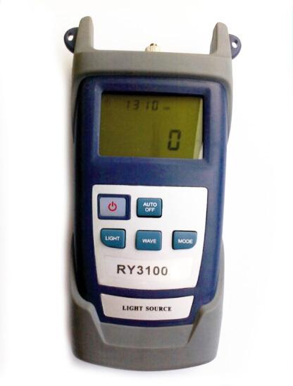 RY3100B Quality Handheld Fiber Optical Laser Light Source Three wavelength 1310/1490/1550nm RY-3100B Fiber Optic Equipments(China (Mainland))