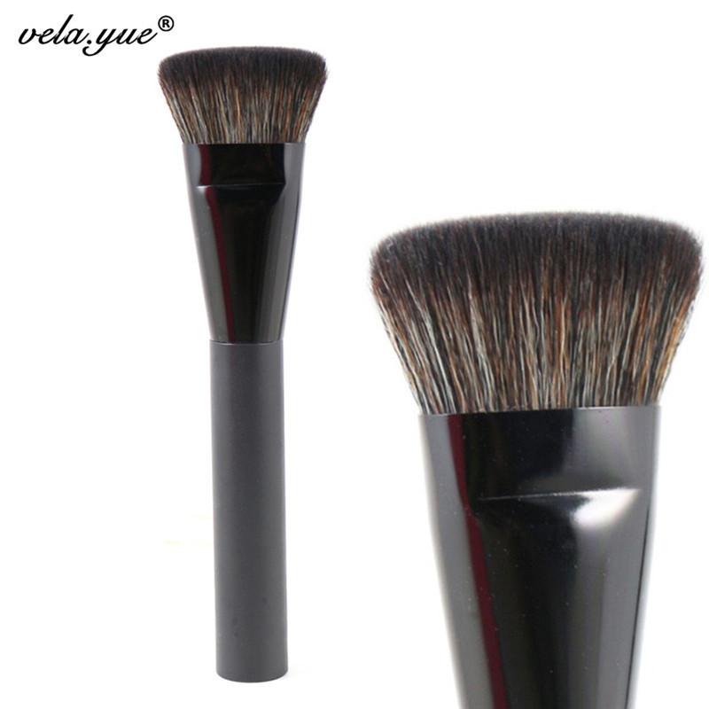 Professional Flat Contour Brush Premium Face Blending Highlighting Makeup Brush Wholesale 20pcs/lot<br><br>Aliexpress