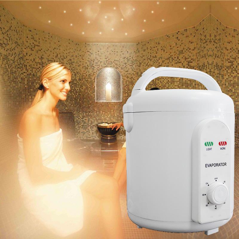 Sauna bagno di vapore macchina portatile sauna generatore di vapore ...