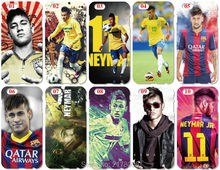 2016 Printed Neymar JR Cell Phone Cover iphone 5 5S SE 5C 6 6S Samsung Galaxy A3 A5 A7 A8 E5 E7 J1 J2 J3 J5 J7 Case - Custom and Retail Store store