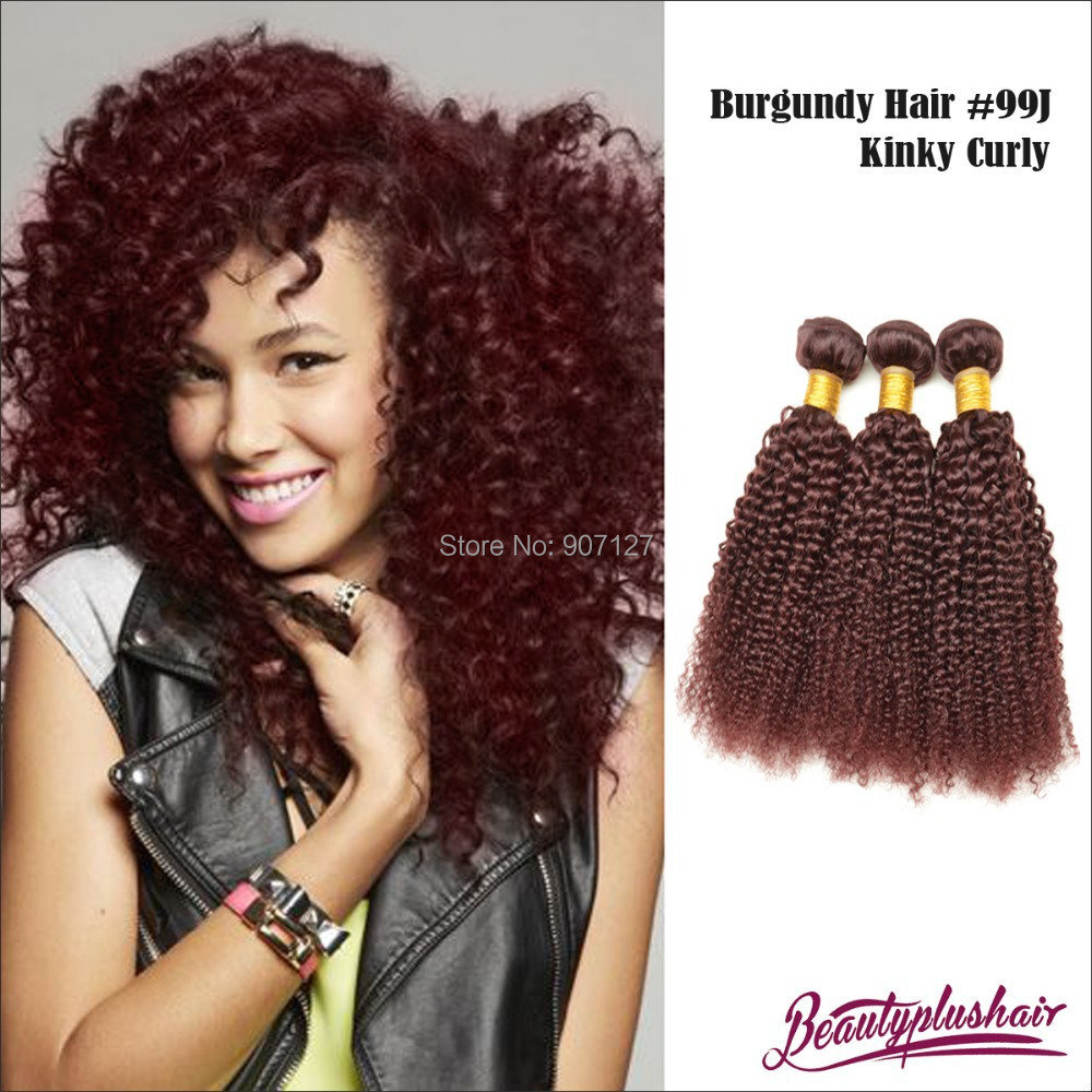 Curly Remy Hair Weft 12