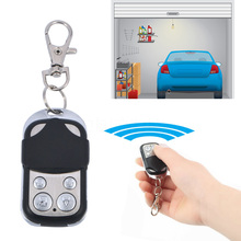 TO Electric Wireless Auto Remote Control Cloning Universal Gate Garage Door Control Fob 433mhz Key Keychain Remote Control(China (Mainland))