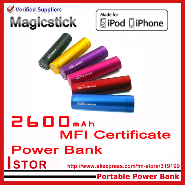 FOR Apple Authorized  portable Power Bank External Battery pack and charger for samsung galaxy Note / Galaxy SIII iphone 4S 4